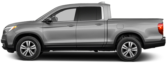 2017 Honda Ridgeline Truck RT AWD