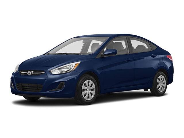 2017 Hyundai Accent Sedan Cuyahoga Falls