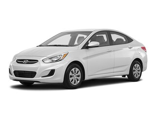New 2017 Hyundai Accent Sedan Kahului, HI