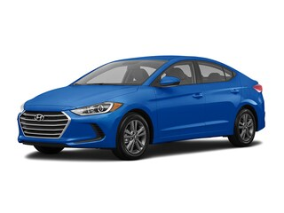 2017 Hyundai Elantra GL Blind-Spot & Backup Camera Sedan
