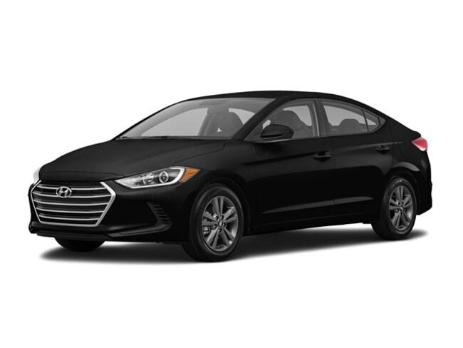 2017 Hyundai Elantra L Car