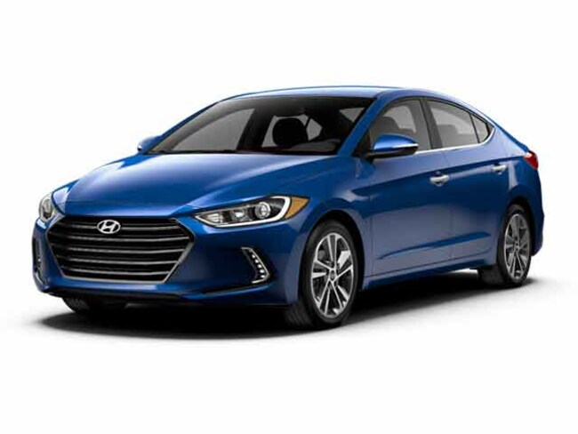 2017 Hyundai Elantra Limited Limited 2.0L Auto (Ulsan) *Ltd Avail*