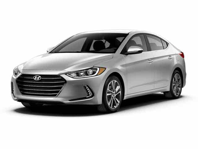 2017 Hyundai Elantra Limited w/PZEV Sedan for Sale Near Los Angeles