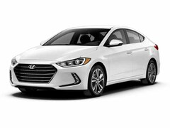 2017 Hyundai Elantra Limited Limited 2.0L Auto PZEV (Alabama) *Ltd Avail*