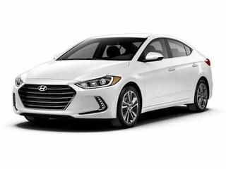 2017 Hyundai Elantra Limited Sedan