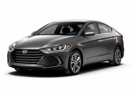 2017 Hyundai Elantra Limited w/PZEV Sedan