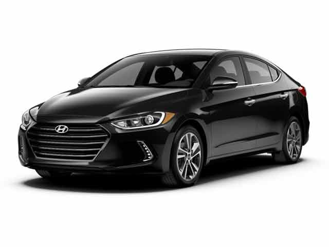 New 2017 Hyundai Elantra Limited Sedan Danbury, CT