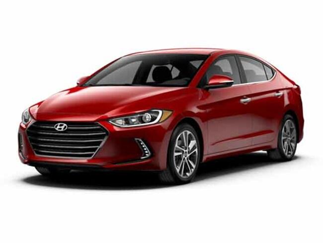 Certified Used 2017 Hyundai Elantra Limited Sedan For Sale New London