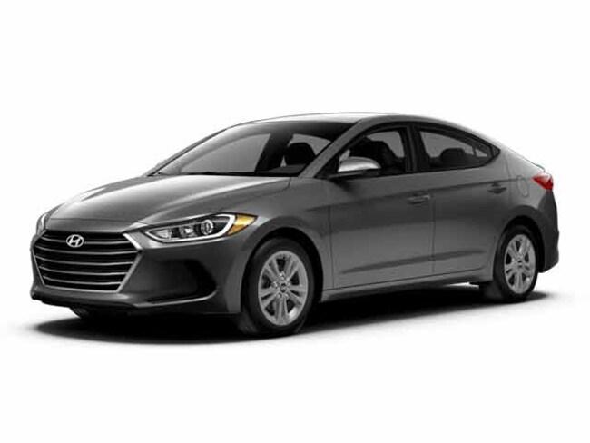 Used 2017 Hyundai Elantra SE w/PZEV Sedan near Salt Lake City