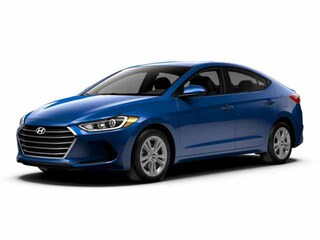 2017 Hyundai Elantra SE Sedan Electric Blue