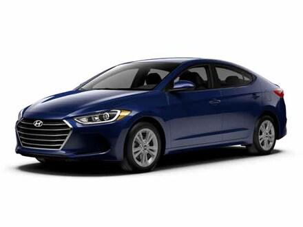 2017 Hyundai Elantra SE Sedan Lakeside Blue