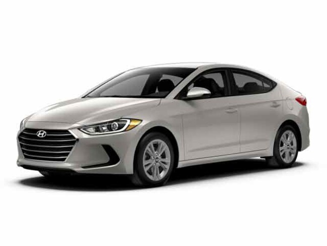 Used 2017 Hyundai Elantra SE Sedan near Salt Lake City