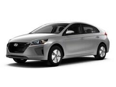 New 2017 Hyundai Ioniq Hybrid Blue Hatchback in Loma Linda, CA