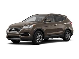 2017 Hyundai Santa Fe Sport 2.4 Base SUV 5XYZT3LBXHG381651