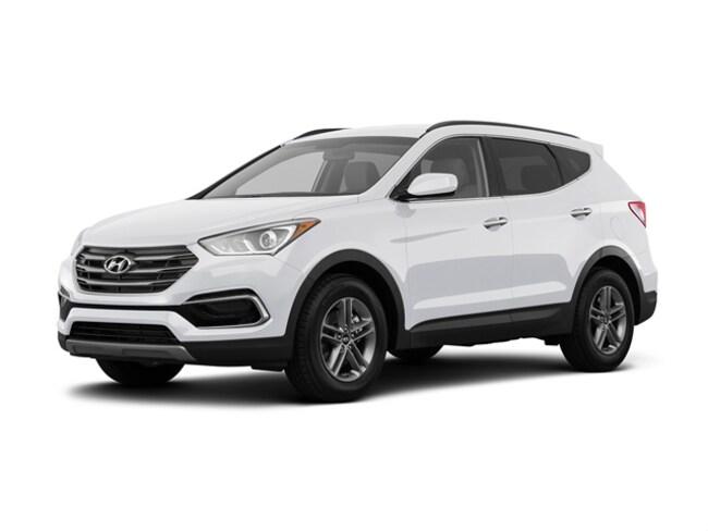 Used 2017 Hyundai Santa Fe Sport 2.4L SUV Logan, UT