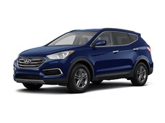 Pre-Owned 2017 Hyundai Santa Fe Sport 2.4L SUV For Sale in Holyoke, MA