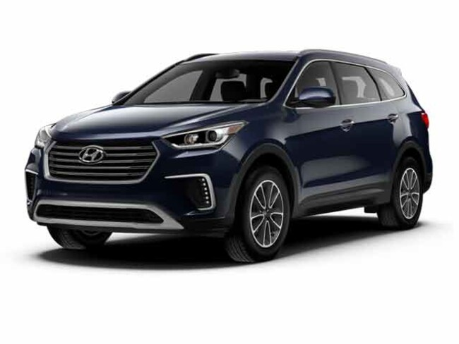 2018 Hyundai Santa Fe SE 7 Seater 36 Month Lease $289 plus tax $0 Down Payment !