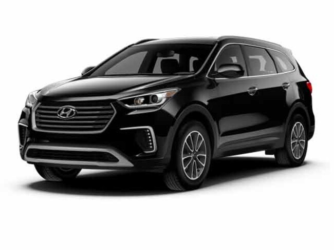 2017 Hyundai Santa Fe Limited Ultimate w/ Tech Package SUV