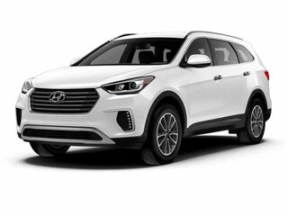 2017 Hyundai Santa Fe SE Ultimate SUV