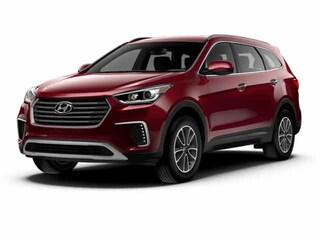 2017 Hyundai Santa Fe SE SUV Regal Red Pearl