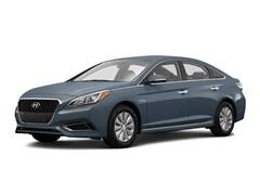 2017 Hyundai Sonata Hybrid SE Sedan