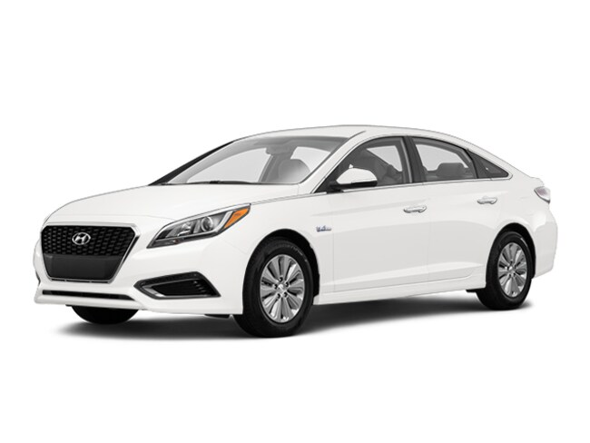New 2017 Hyundai Sonata Hybrid SE Sedan near Salt Lake City