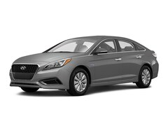 New 2017 Hyundai Sonata Hybrid SE Sedan KMHE24L31HA077006 in Wayne, NJ