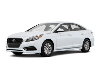 New 2017 Hyundai Sonata Hybrid SE Sedan in Chicago