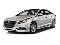 New 2017 Hyundai Sonata Plug-In Hybrid Base 2.0L Glen Burnie, Maryland