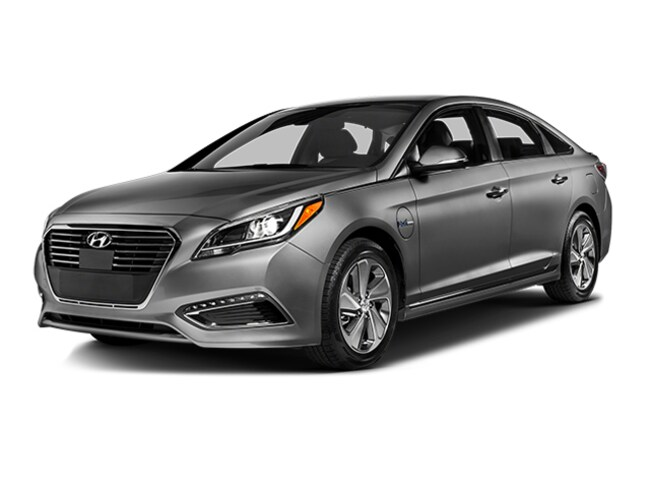 New 2017 Hyundai Sonata Plug-In Hybrid Base Sedan in Loma Linda
