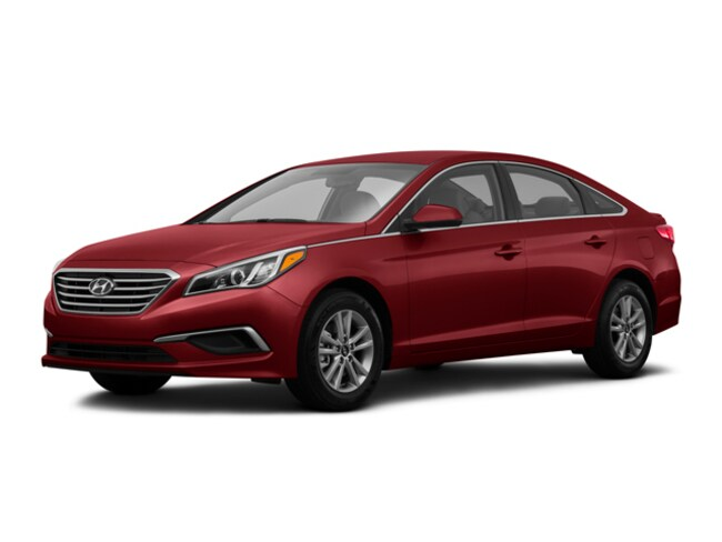 Used 2017 Hyundai Sonata w/PZEV Sedan for sale in Fresno, CA