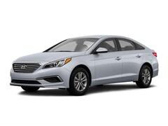 2017 Hyundai Sonata Base (Certified) Sedan