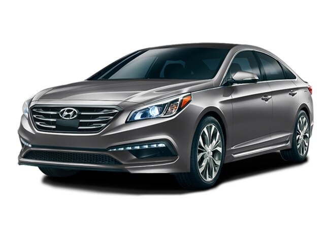 2017 Hyundai Sonata Limited w/PZEV Sedan