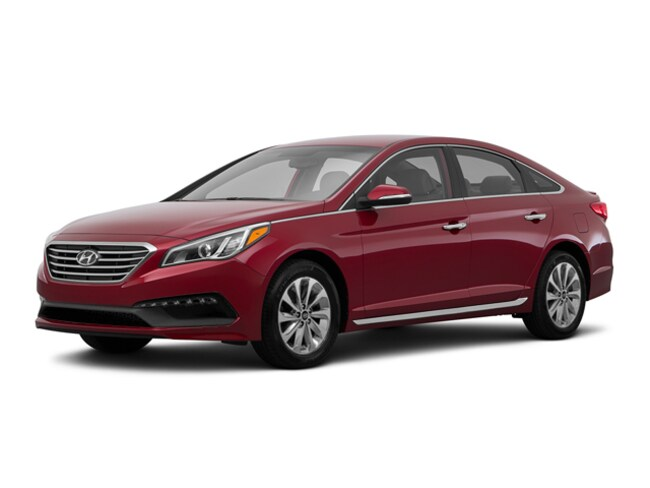 Used 2017 Hyundai Sonata Sport Sedan for sale in Fort Wayne, Indiana