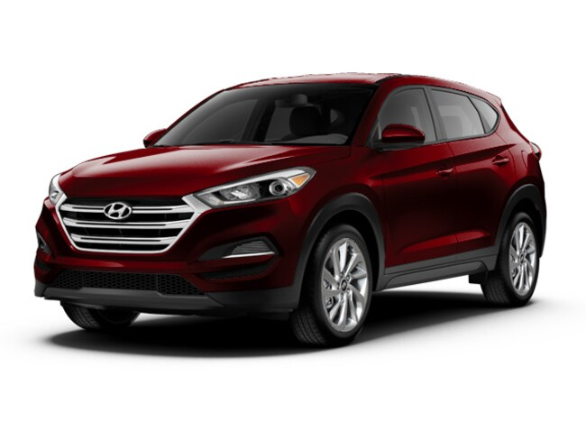Certified 2017 Hyundai Tucson SE SUV For Sale in West Islip, NY