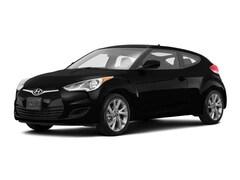 2017 Hyundai Veloster Base Hatchback