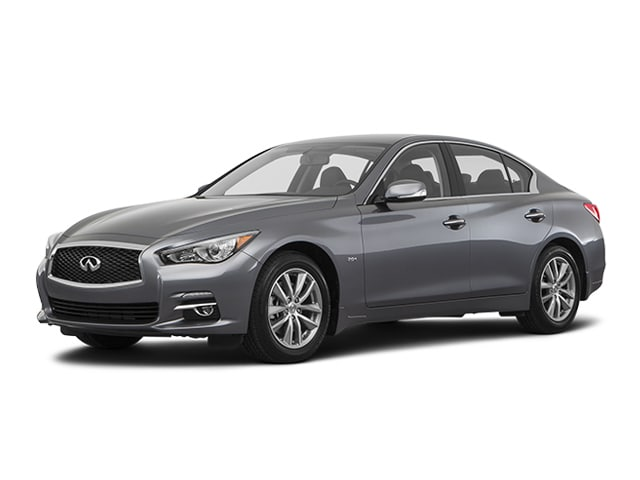2017 INFINITI Q50 2.0t Base Sedan