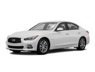 2017 INFINITI Q50 2.0t Sedan