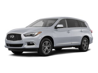 used 2017 INFINITI QX60 Base SUV in Lafayette