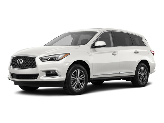 2018 INFINITI QX60 39 Month Lease $409 plus tax $0 Down Payment !