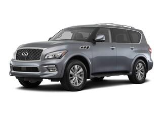 2017 INFINITI QX80 SUV