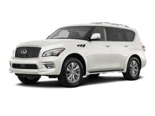 2017 INFINITI QX80 AWD SUV