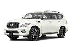 2017 INFINITI QX80 Limited SUV