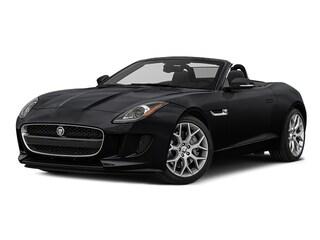 2017 Jaguar F-TYPE Base Convertible