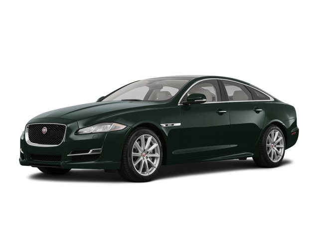 2017 Jaguar XJ AWD R-Sport Sedan