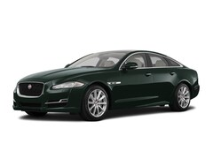 Certified Pre-Owned 2017 Jaguar XJ AWD R-Sport Sedan P1206 in Exeter, NH