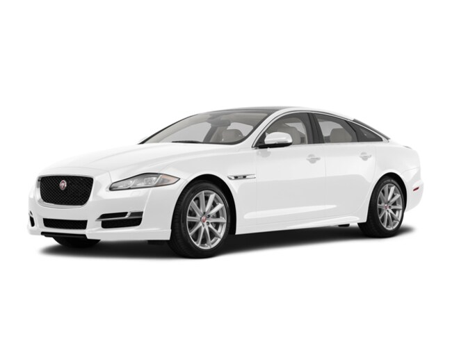 New 2017 Jaguar XJ R-Sport Sedan in Naperville