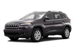 Used 2017 Jeep Cherokee 2WD Latitude SUV for sale in Springfield, IL