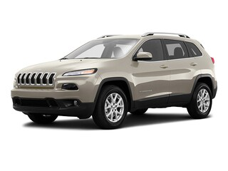 Certified Pre-Owned 2017 Jeep Cherokee Latitude FWD SUV Bryan, TX