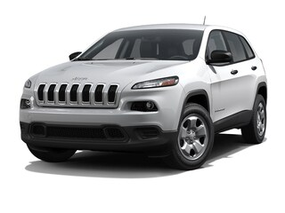New 2017 Jeep Cherokee Sport Sport FWD 1C4PJLAB7HW652314 for sale in Ontario, CA at Jeep Chrysler Dodge of Ontario